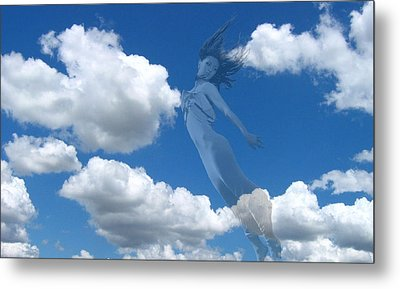 Air Spirit 12 Metal Print by Alma
