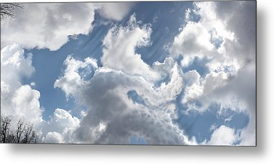 Air Spirit 16 Metal Print by Alma