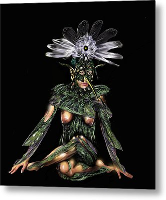 Air Spirit 22 Metal Print by Alma