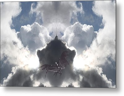 Air Spirit 33 Metal Print by Alma