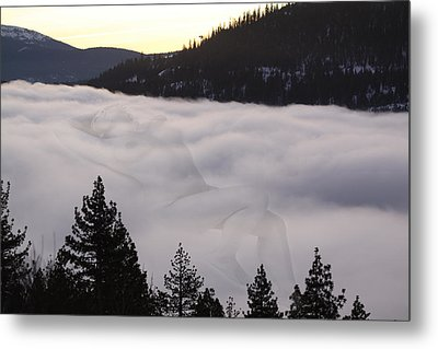 Air Spirit 79 Metal Print by Alma