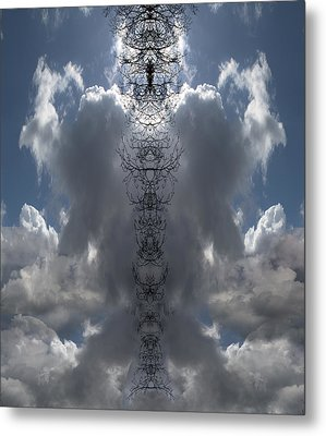 Air Spirit 88 Metal Print by Alma
