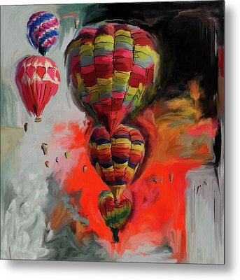 Albuquerque International Balloon Fiesta 4 255 1 Metal Print