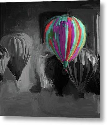 Albuquerque International Balloon Fiesta 5 257 4 Metal Print