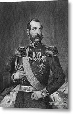 Alexander II (1818-1881) Metal Print by Granger