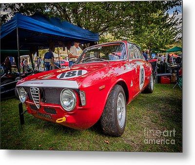 Alfa Romeo Sprint Gt Metal Print by Adrian Evans