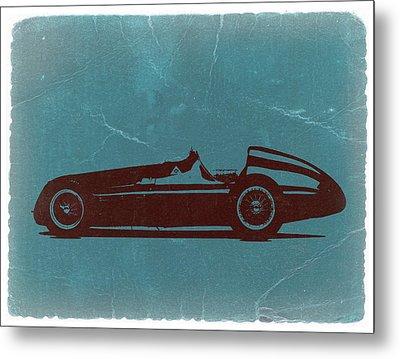 Alfa Romeo Tipo 159 Gp Metal Print