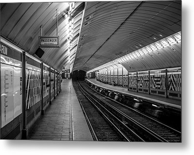 Metal Print featuring the photograph All Aboard by Jason Moynihan