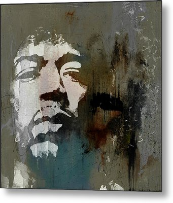 All Along The Watchtower  Metal Print by Paul Lovering