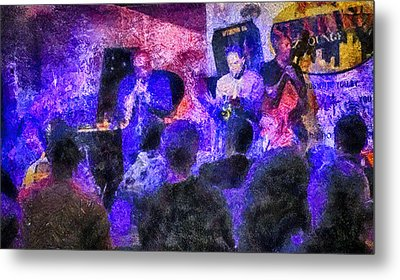 All That Jazz Metal Print by Joseph Hollingsworth