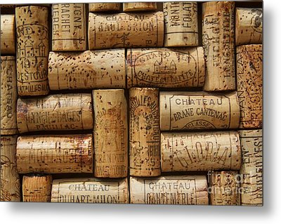 Grand Cru  Metal Print by Anthony Jones