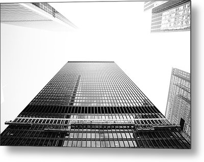 All Window Washers Go To Heaven Metal Print by Kreddible Trout