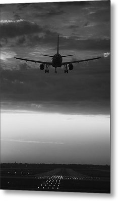 Almost Home Metal Print by Andrew Soundarajan