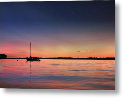 Metal Print featuring the photograph Almost Paradise by Lori Deiter