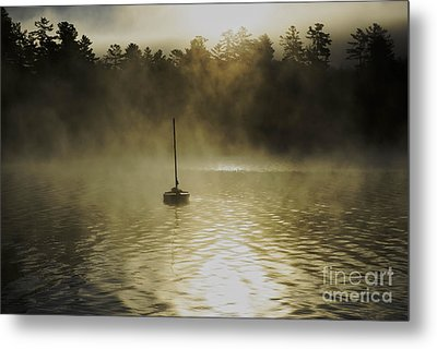Alone Metal Print by Sherman Perry