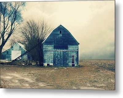 Metal Print featuring the photograph Always Work To Do by Julie Hamilton
