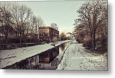 Am Zorge-ufer Metal Print by Mandy Tabatt