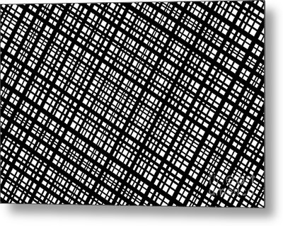 Metal Print featuring the digital art Ambient 35 by Bruce Stanfield