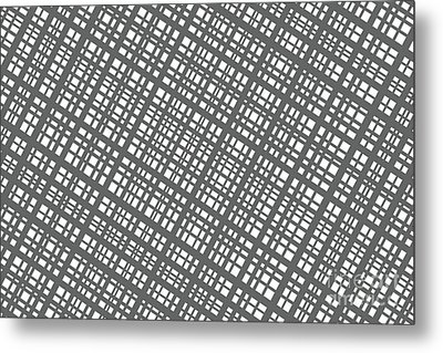 Metal Print featuring the digital art Ambient 36 by Bruce Stanfield
