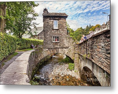 Ambleside Metal Print by Colin and Linda McKie