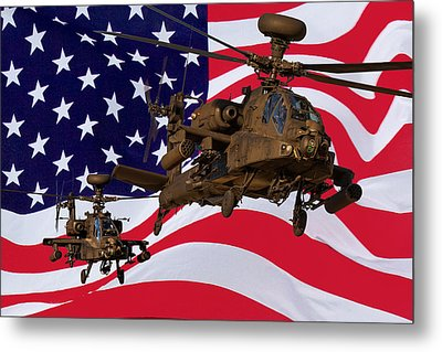 American Choppers Metal Print