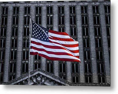 American The Beautiful  Metal Print