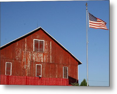 Americana Metal Print by Robert Babler