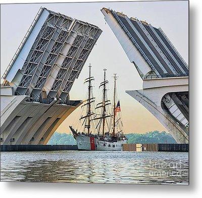 America's Tall Ship Metal Print