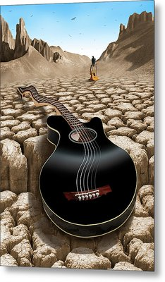 An Acoustic Nightmare 2 Metal Print by Mike McGlothlen