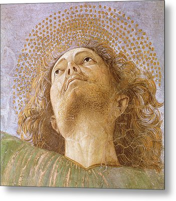 An Apostle Metal Print by Melozzo da Forli