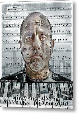 An Innocent Man Metal Print