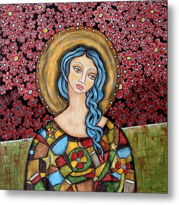 Anael Metal Print by Rain Ririn