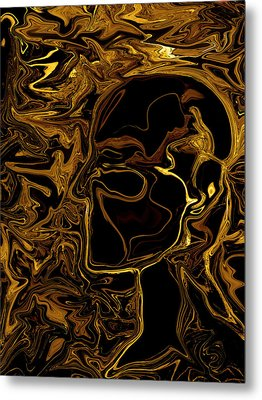 Anatomy Metal Print by Jeff DOttavio