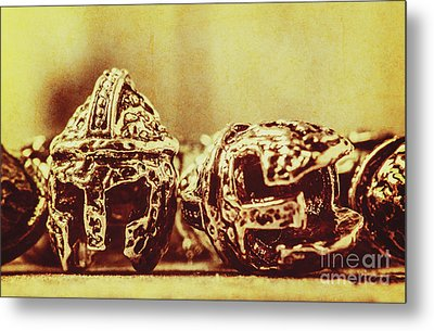 Ancient History Metal Print