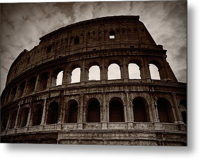 Metal Print featuring the photograph Ancient Times by Stefan Nielsen