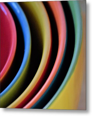 And A Dash Of Color Metal Print
