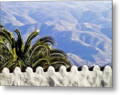 Andalusian View Metal Print by Heiko Koehrer-Wagner