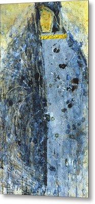 Metal Print featuring the painting Angel 2 by Valeriy Mavlo