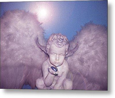 Angel-heart Metal Print
