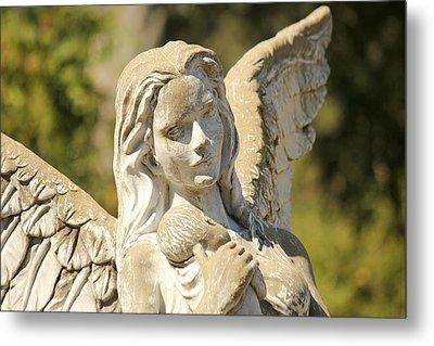 Angel In Mississippi Metal Print by Lynn Jordan