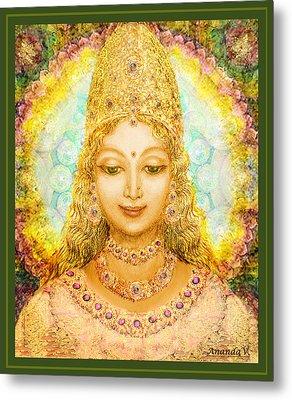 Angel Of Beauty  Metal Print
