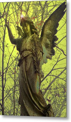 Angel Of Bless No. 01 Metal Print by Ramon Labusch