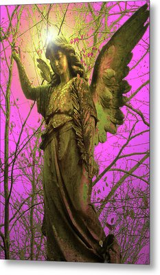 Angel Of Bless No. 02 Metal Print by Ramon Labusch