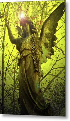 Angel Of Bless No. 04 Metal Print by Ramon Labusch