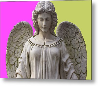 Angel Of Devotion No. 03 Metal Print by Ramon Labusch