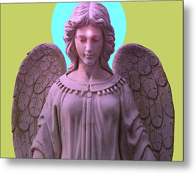 Angel Of Devotion No. 04 Metal Print by Ramon Labusch