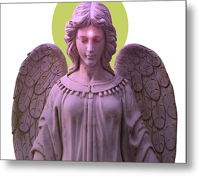 Angel Of Devotion No. 08 Metal Print by Ramon Labusch