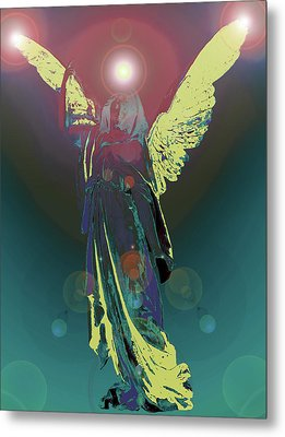 Angel Of Harmony No. 06 Metal Print by Ramon Labusch
