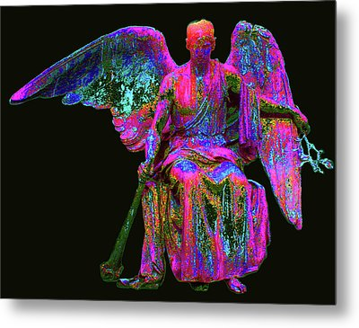 Angel Of Justice No. 01 Metal Print by Ramon Labusch