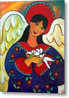 Angel Of Renewal Metal Print